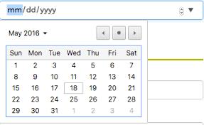 Как установить дату Формат даты в HTML тег Input?