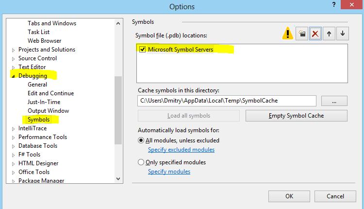 Невозможно найти или открыть PDB-файл в Visual с++ 2010